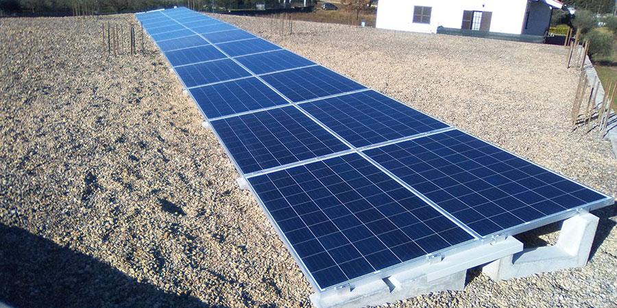 Impianto fotovoltaico stefano abbate arredamenti for Arredamenti a sora